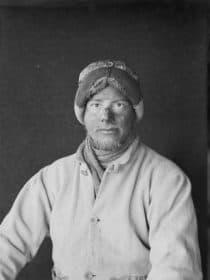 Cherry Garrard Portrait