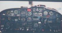 Cherokee cockpit