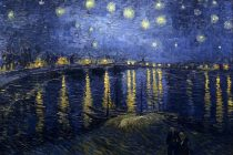 Vincent van Gohn Starry Night