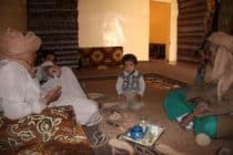 Family in Sebha Tripoli