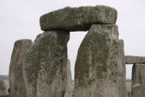 Stonehenge moss