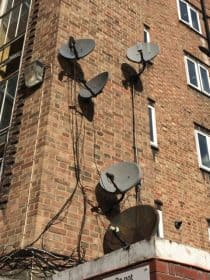 TV Satelitte Dishes