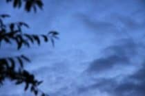 Venus between the clouds
