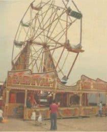 Vintage festival at goodwood