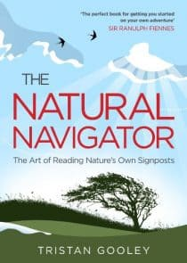 The natural navigator book cover