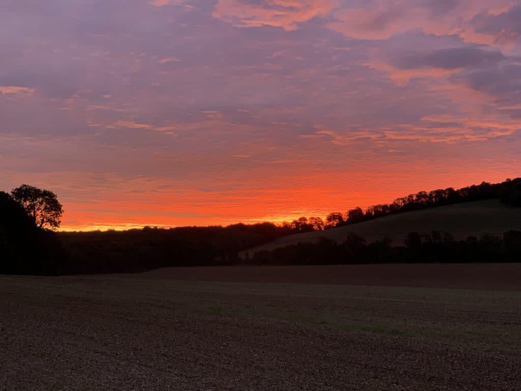 Red Sky in the Morning, Shepherd's Warning